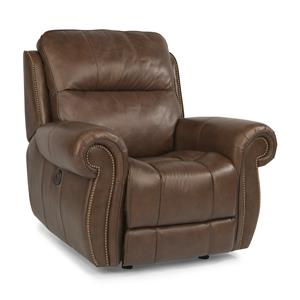 Flexsteel Latitudes - Maxwell Power Gliding Recliner