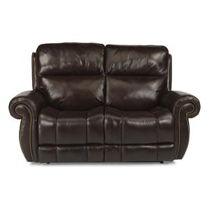 Flexsteel Latitudes - Maxwell Power Reclining Loveseat