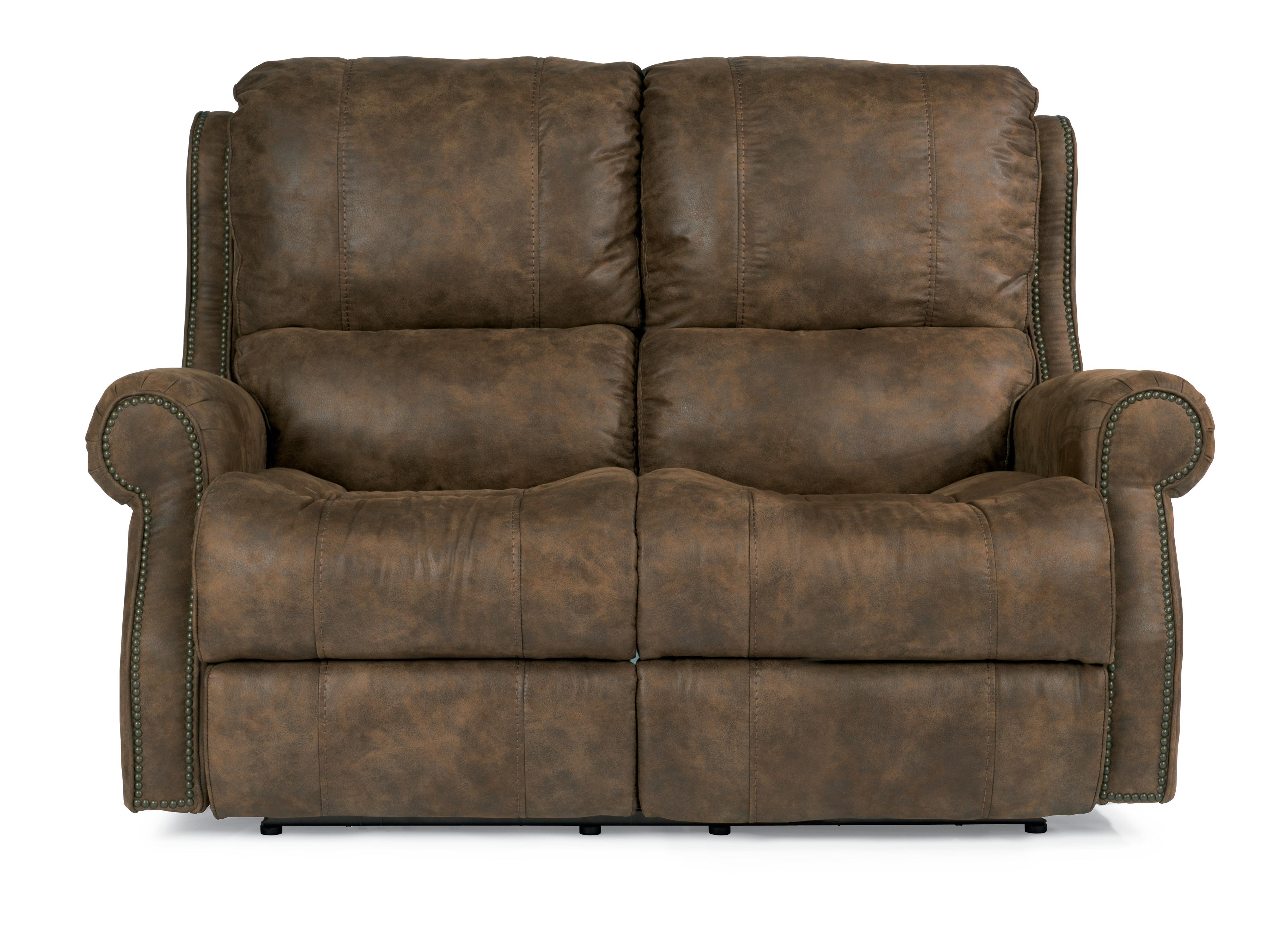 Flexsteel Latitudes-Miles Power Reclining Loveseat - Item Number: 1532-60P