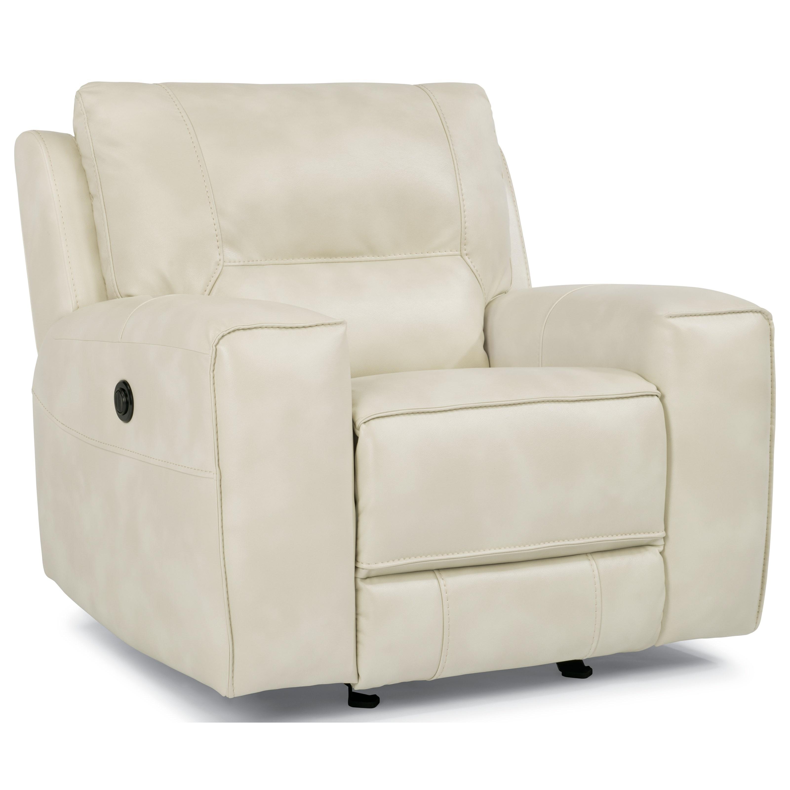 Flexsteel Latitudes-Molino Power Reclining Chair - Item Number: 1756-54P