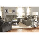 Flexsteel Latitudes-Mystic Reclining Living Room Group - Item Number: 1471 Living Room Group 1