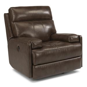Flexsteel Latitudes-Nathan Glider Recliner with Power