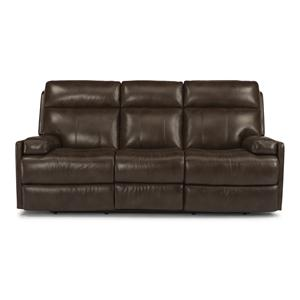 Flexsteel Latitudes-Nathan Power Reclining Sofa