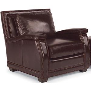 Flexsteel Latitudes-Raleigh Leather Chair