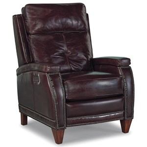 Flexsteel Latitudes-Raleigh Leather Power Recliner