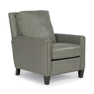 Flexsteel Latitudes-Reuben Power High Leg Recliner