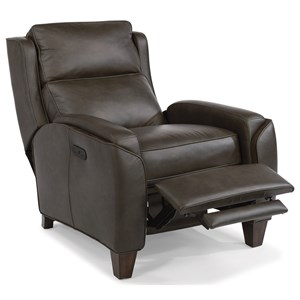 Flexsteel Latitudes-Rose Power Recliner w/ Pwr Headrest