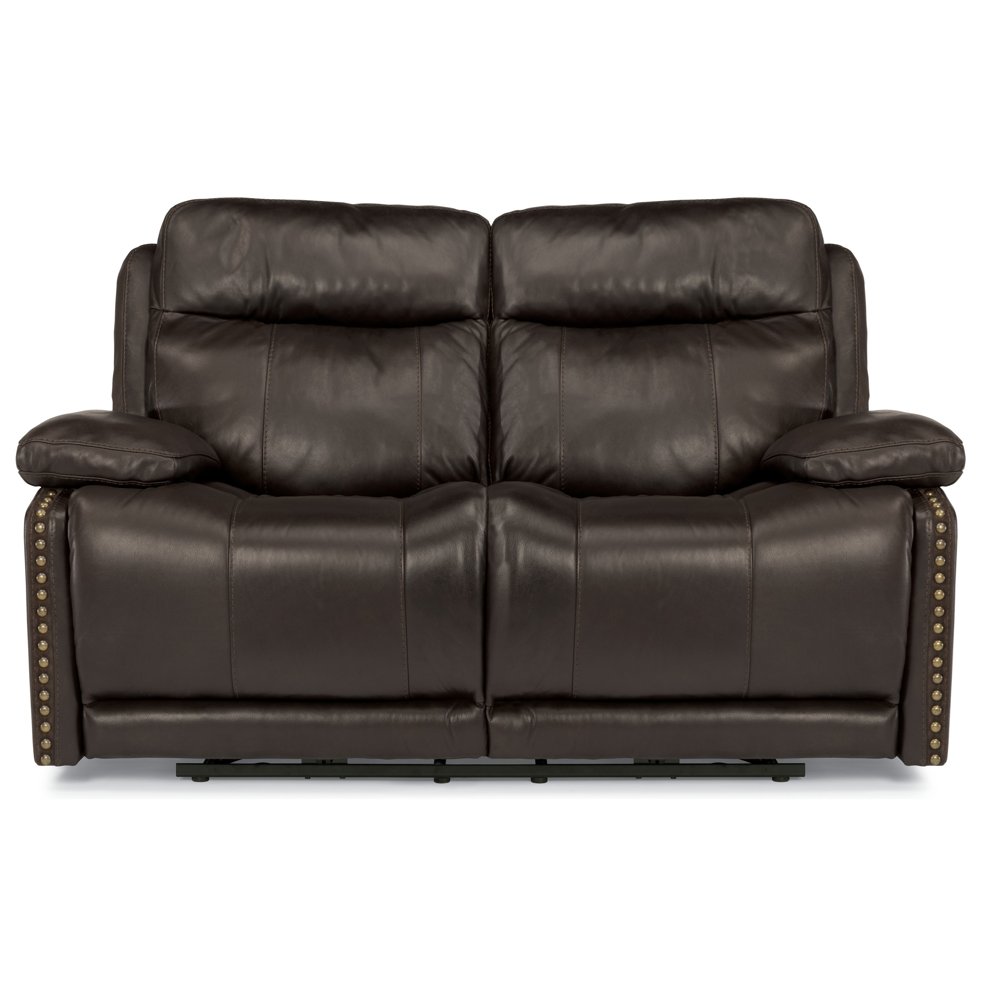 Flexsteel Latitudes-Russell Power Reclining Love Seat - Item Number: 1315-60PH