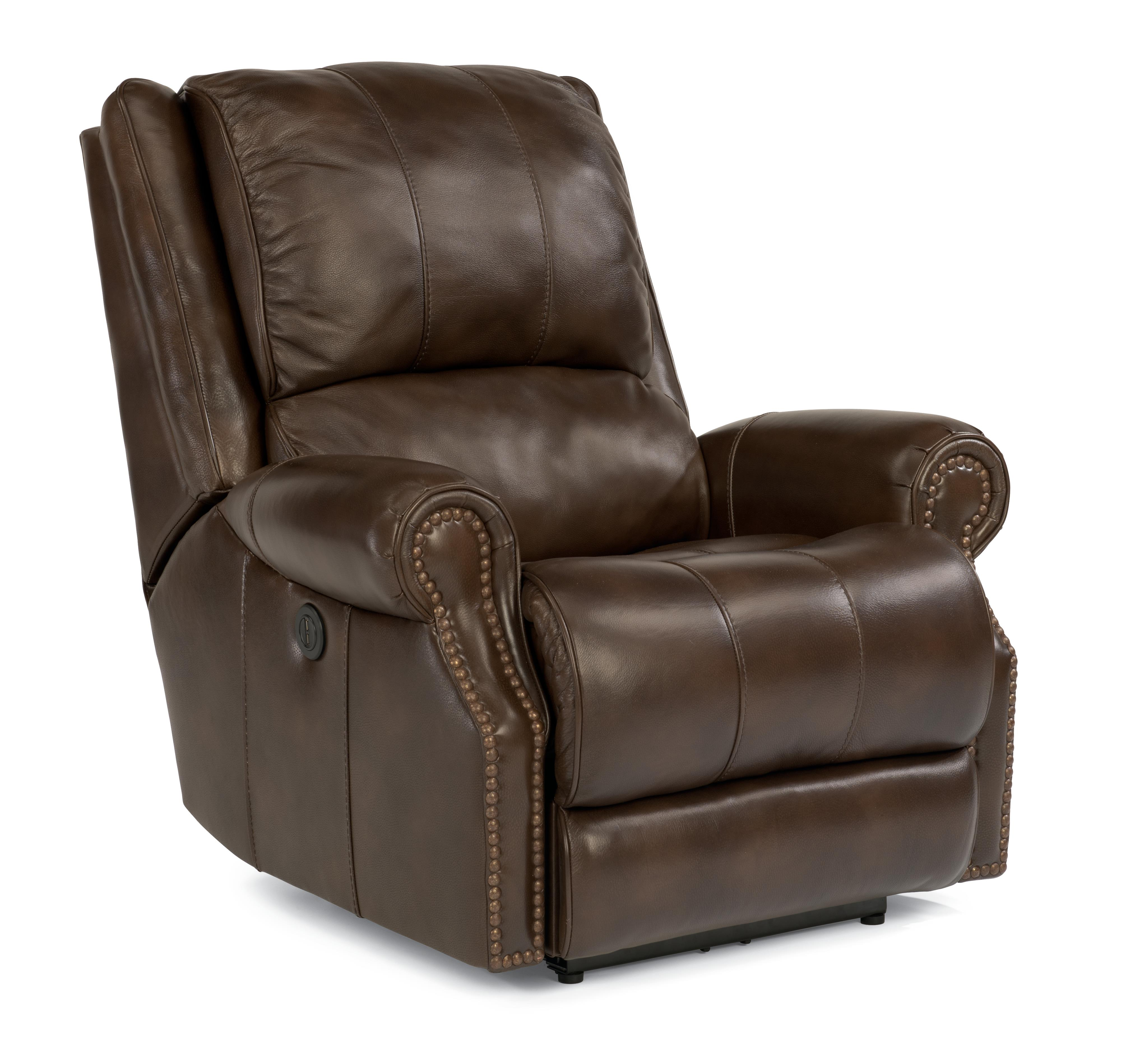 Flexsteel Latitudes-Sedgewick Rocking Recliner - Item Number: 1252-510-418-74