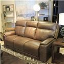 Flexsteel Latitudes - Sienna Reclining Sofa with Power Headrest - Item Number: 570110497