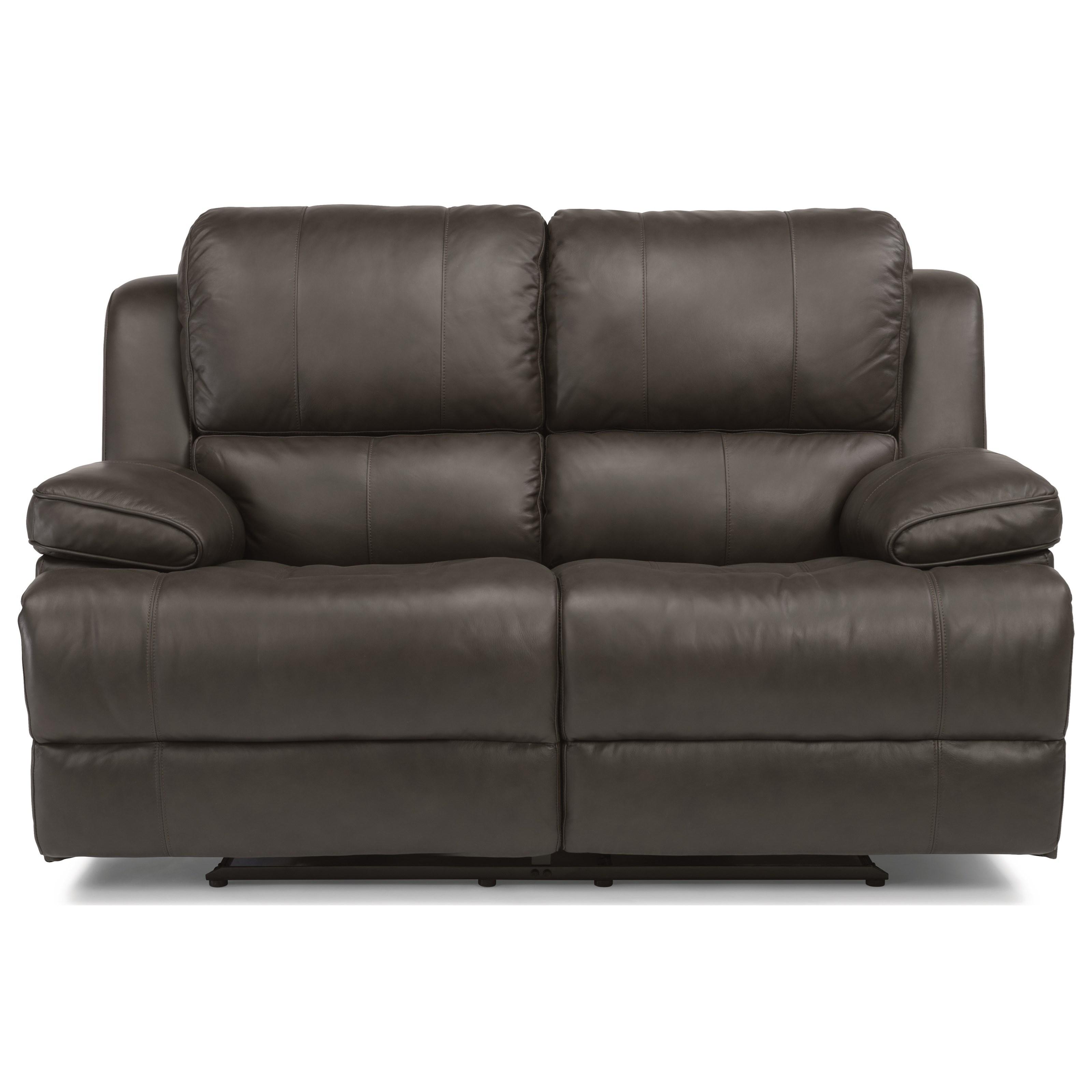 Flexsteel Furniture Uk: Flexsteel Latitudes-Simon 1831-60P Casual Power Reclining