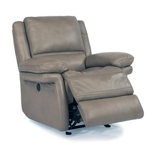 Flexsteel Latitudes - Skyler Power Glider Recliner