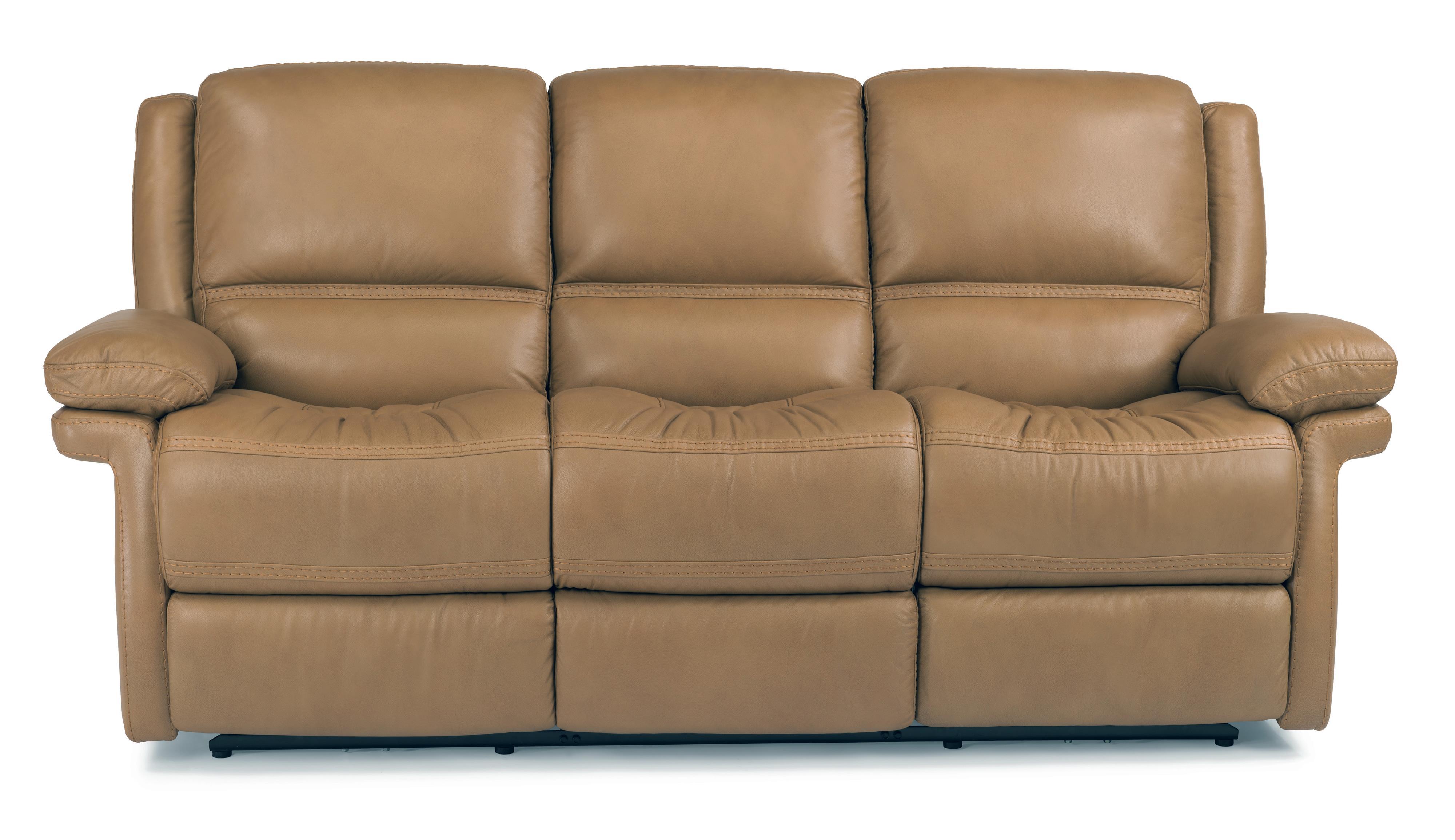 Flexsteel Latitudes - Skyler Power Reclining Sofa - Item Number: 1655-62P-029-80