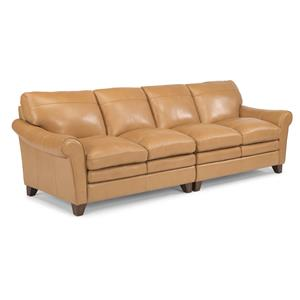 Flexsteel Latitudes-Sofia 2 Pc Sectional Sofa