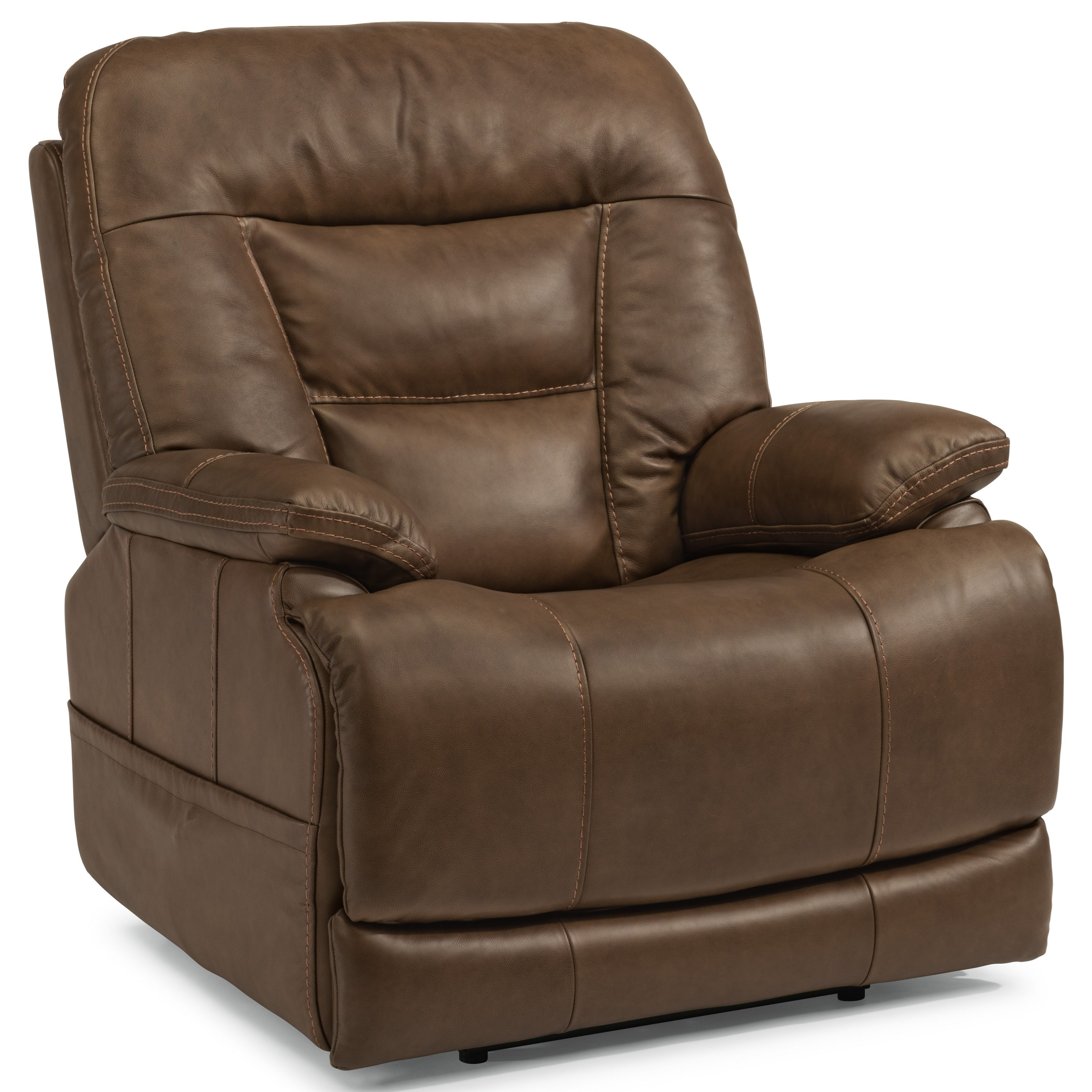 Flexsteel Latitudes Stanford 1589 50ph Casual Power Recliner With Power Headrest And Extending