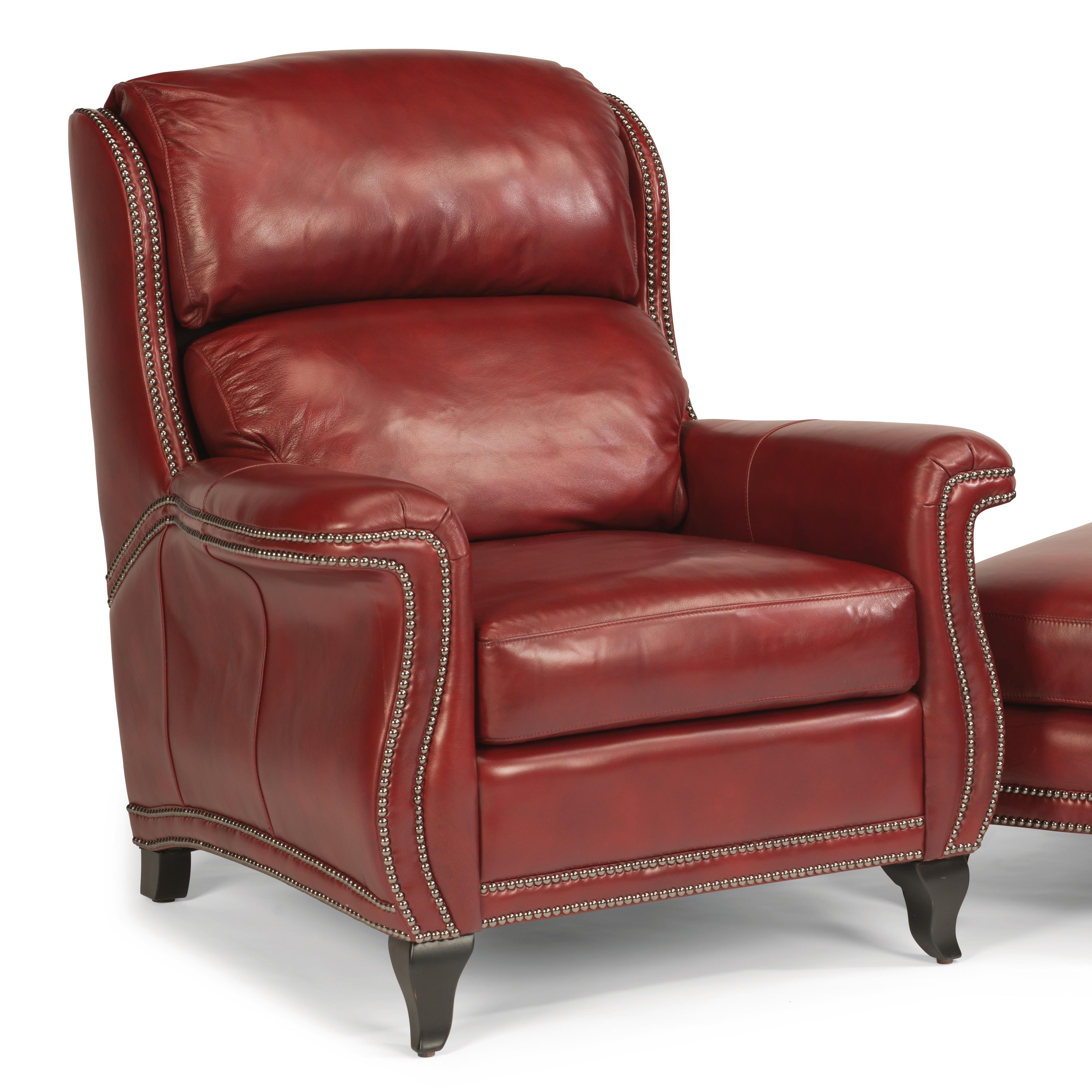 Flexsteel Latitudes-Sting Ray Chair - Item Number: 1256-10-LSP-55