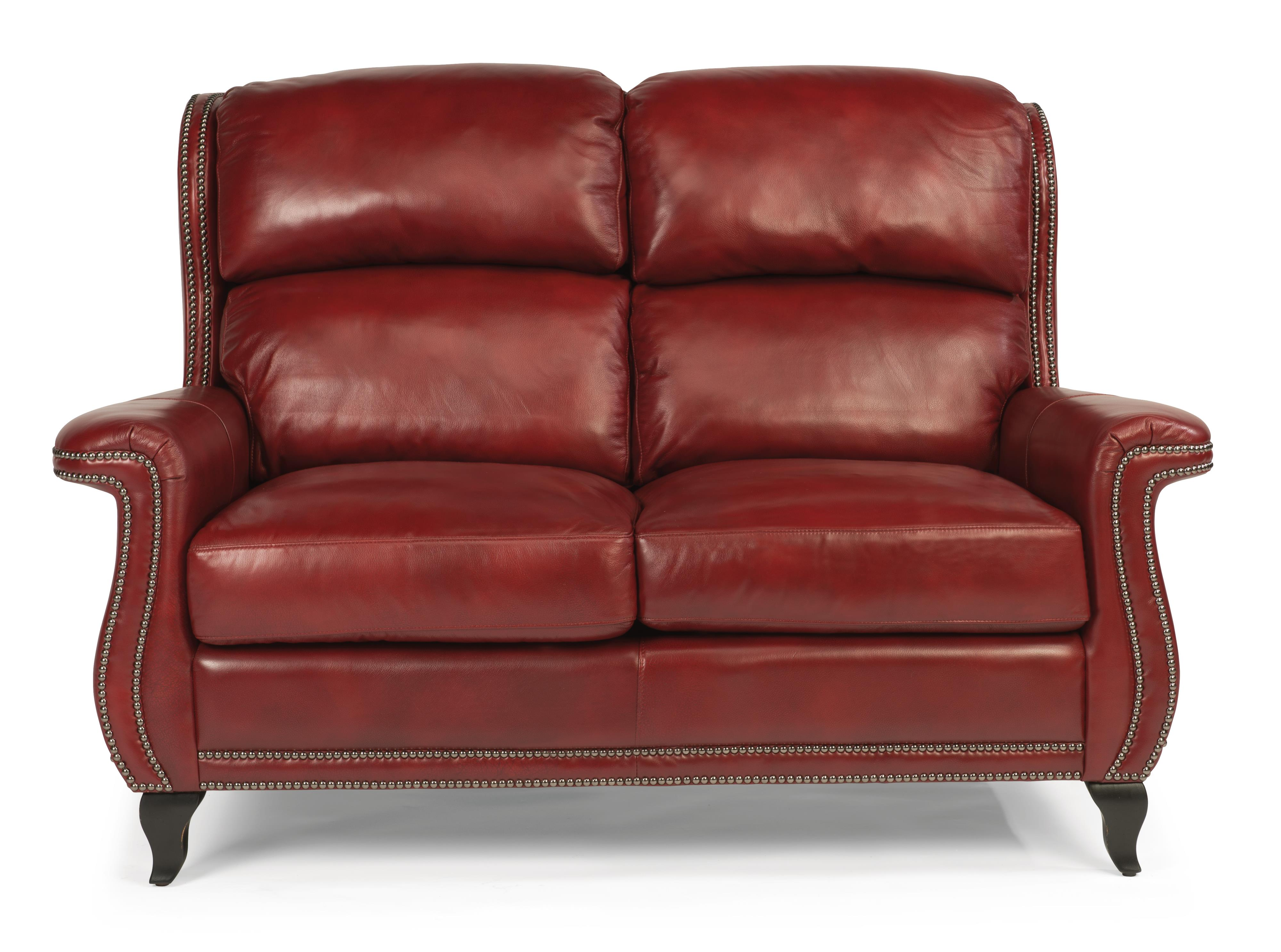 Flexsteel Latitudes-Sting Ray Loveseat - Item Number: 1256-20-LSP-55