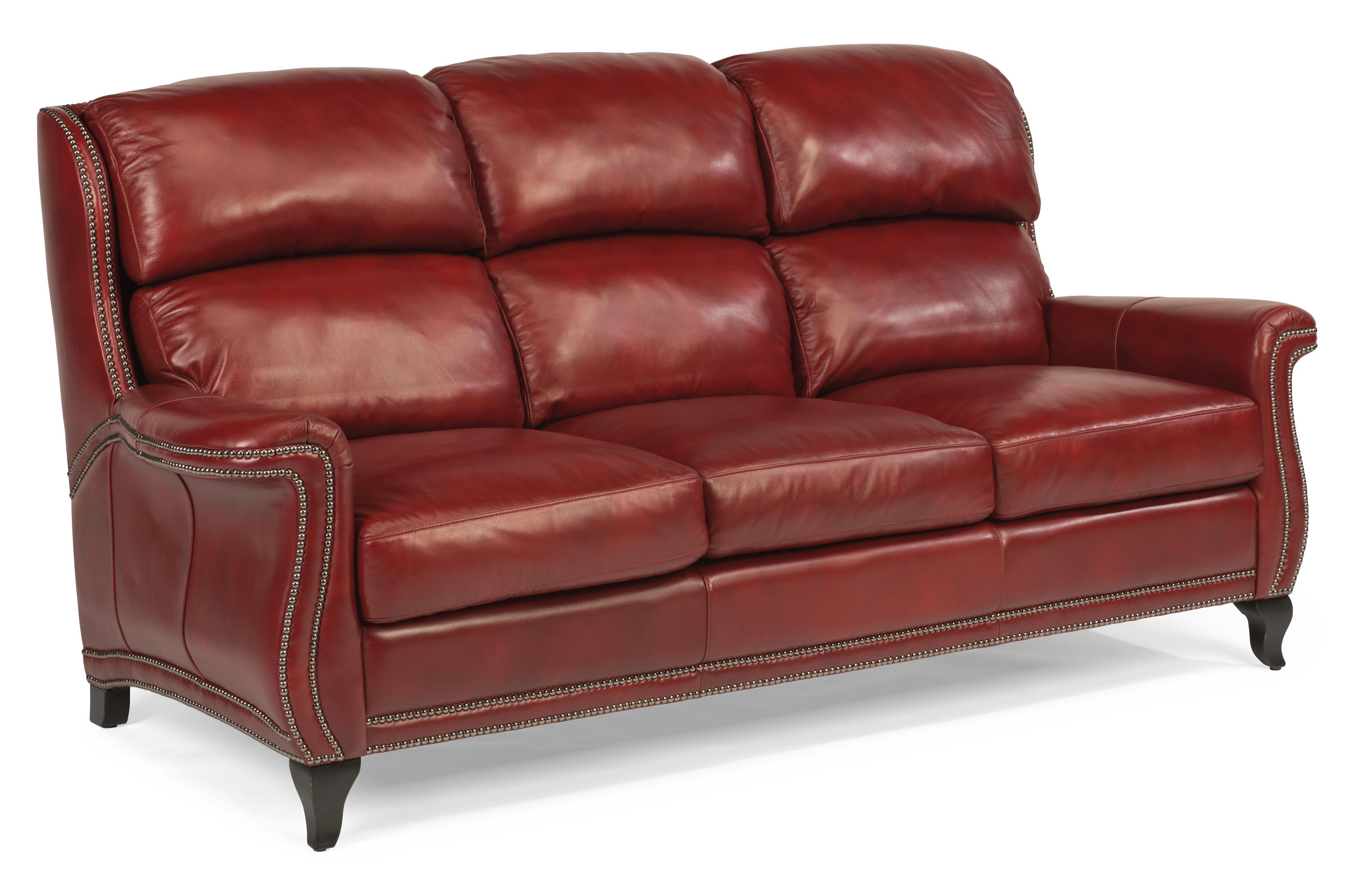 Flexsteel Latitudes-Sting Ray Sofa - Item Number: 1256-31-LSP-55