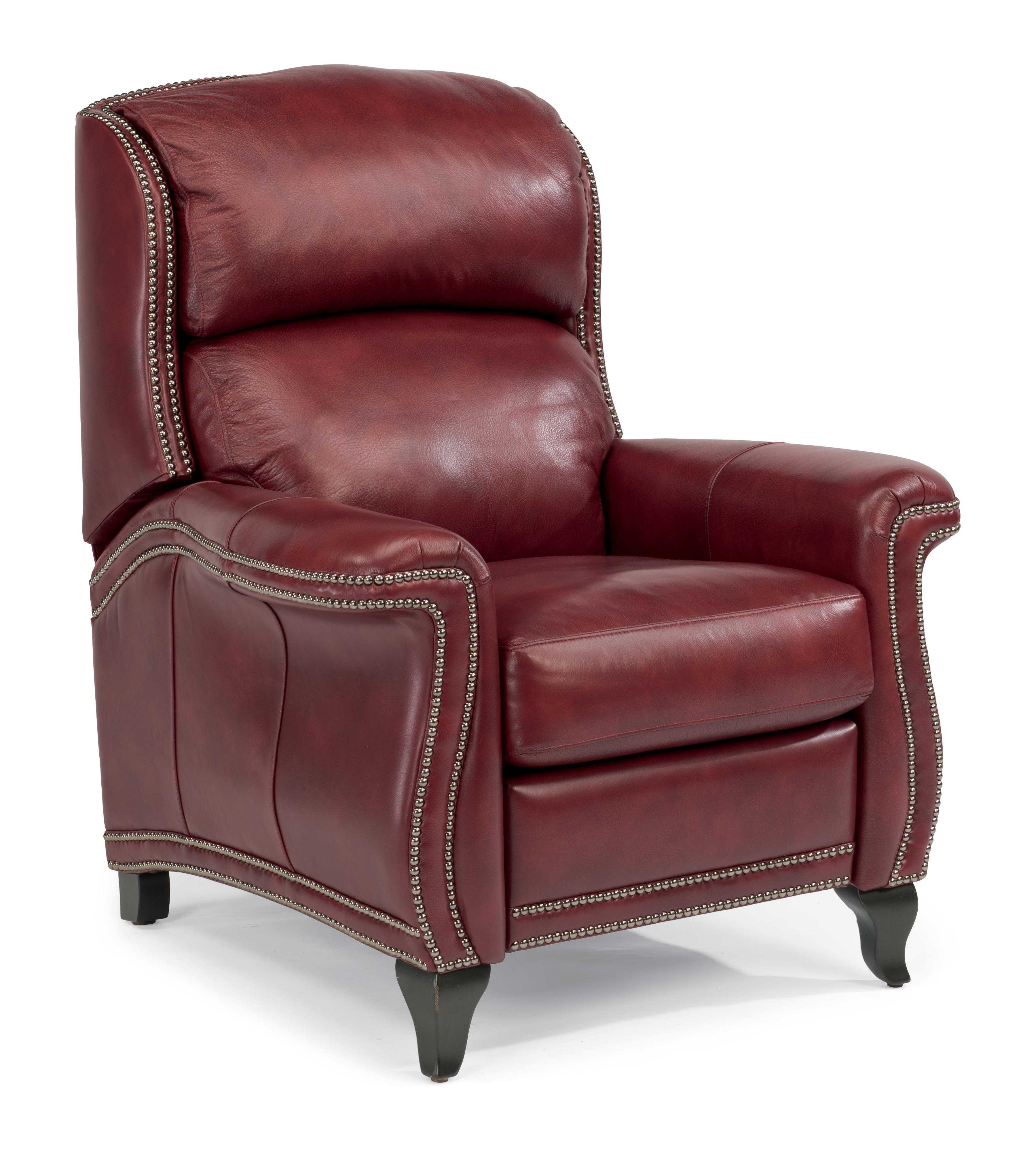 Flexsteel Latitudes-Sting Ray High Leg Recliner - Item Number: 1256-50P-LSP-55