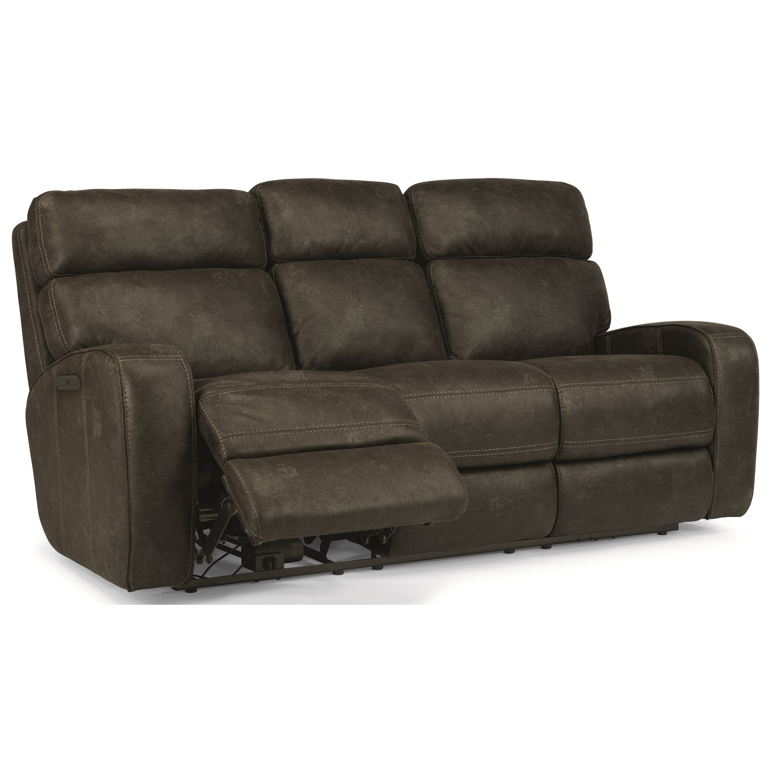 Flexsteel Latitudes-Tomkins Reclining Sofa - Item Number 1326-62PH 01  sc 1 st  Wayside Furniture : power reclining sofas and loveseats - islam-shia.org