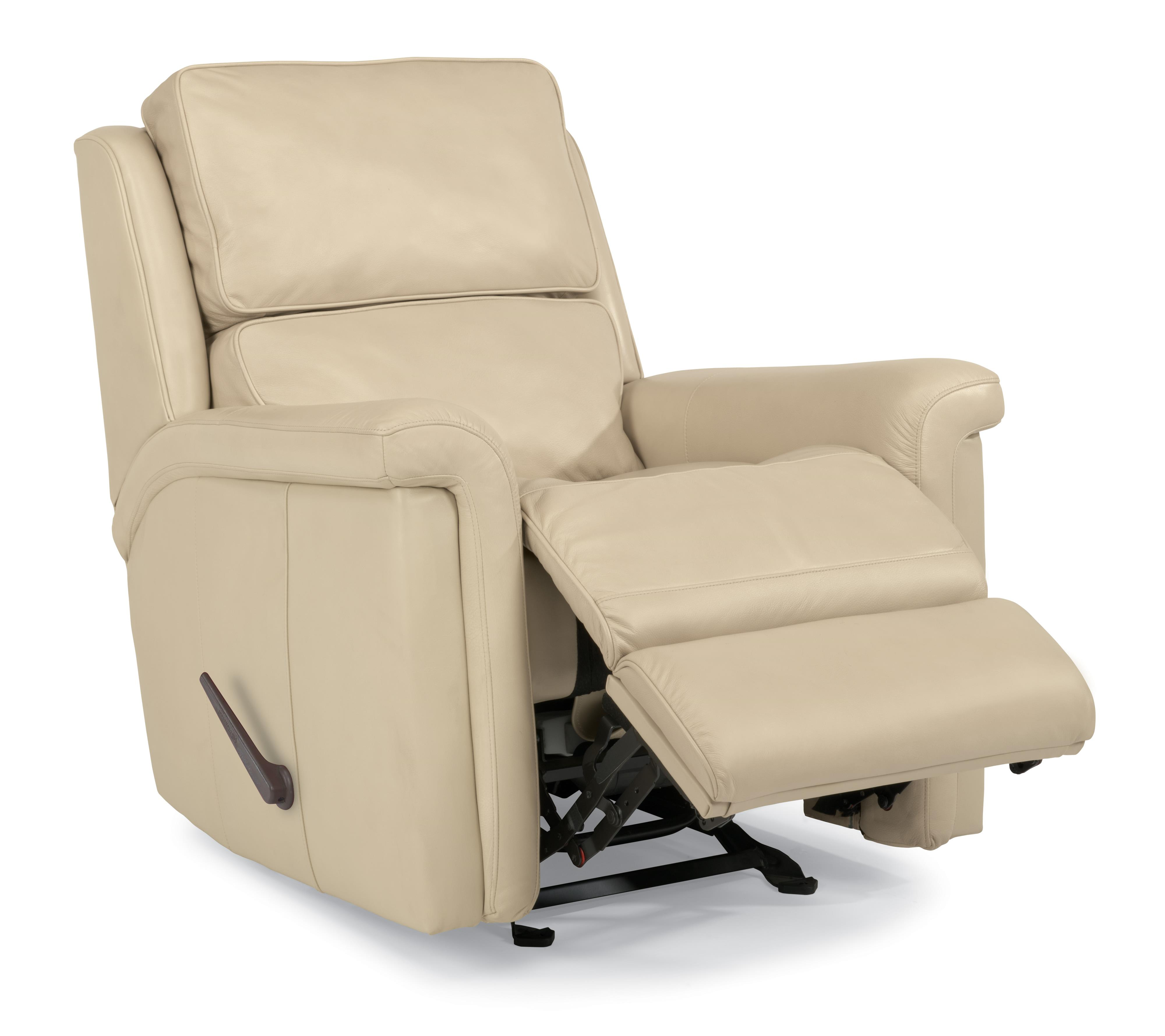 Flexsteel Latitudes-Tosha Rocker Recliner - Item Number: 1283-510-LSP-86