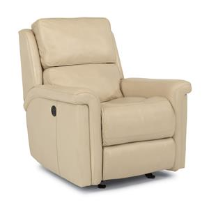 Flexsteel Latitudes-Tosha Glider Recliner with Power