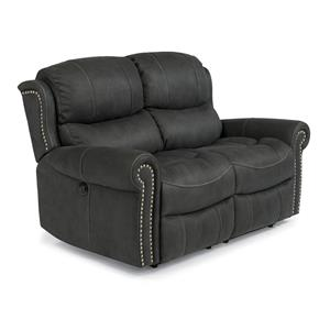 Flexsteel Latitudes-Walden Power Reclining Love Seat