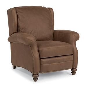 Flexsteel Latitudes - Wallace Power High Leg Recliner