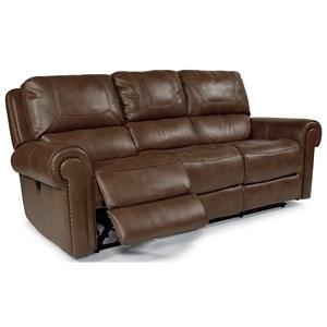 Flexsteel Latitudes-Weston Power Reclining Sofa