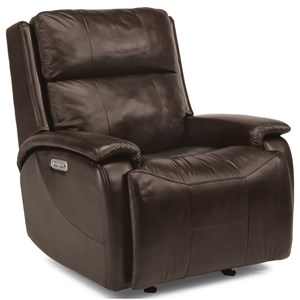 Flexsteel Latitudes-Wheaton Power Gliding Recliner with Power Headrest  sc 1 st  Olindeu0027s Furniture & Page 3 of Recliners | Baton Rouge and Lafayette Louisiana ... islam-shia.org