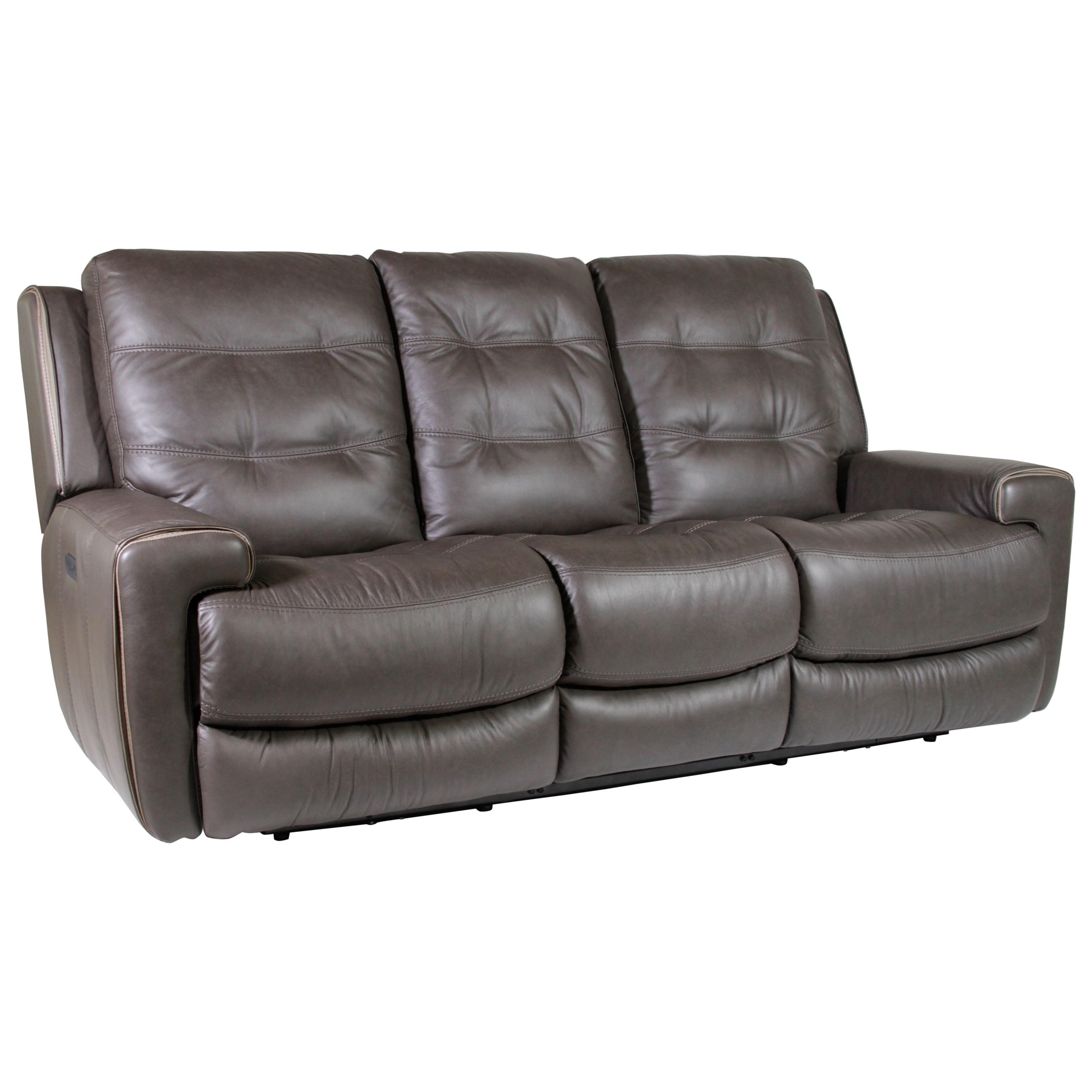 Flexsteel Latitudes Wicklow Power Reclining Lay Flat Sofa