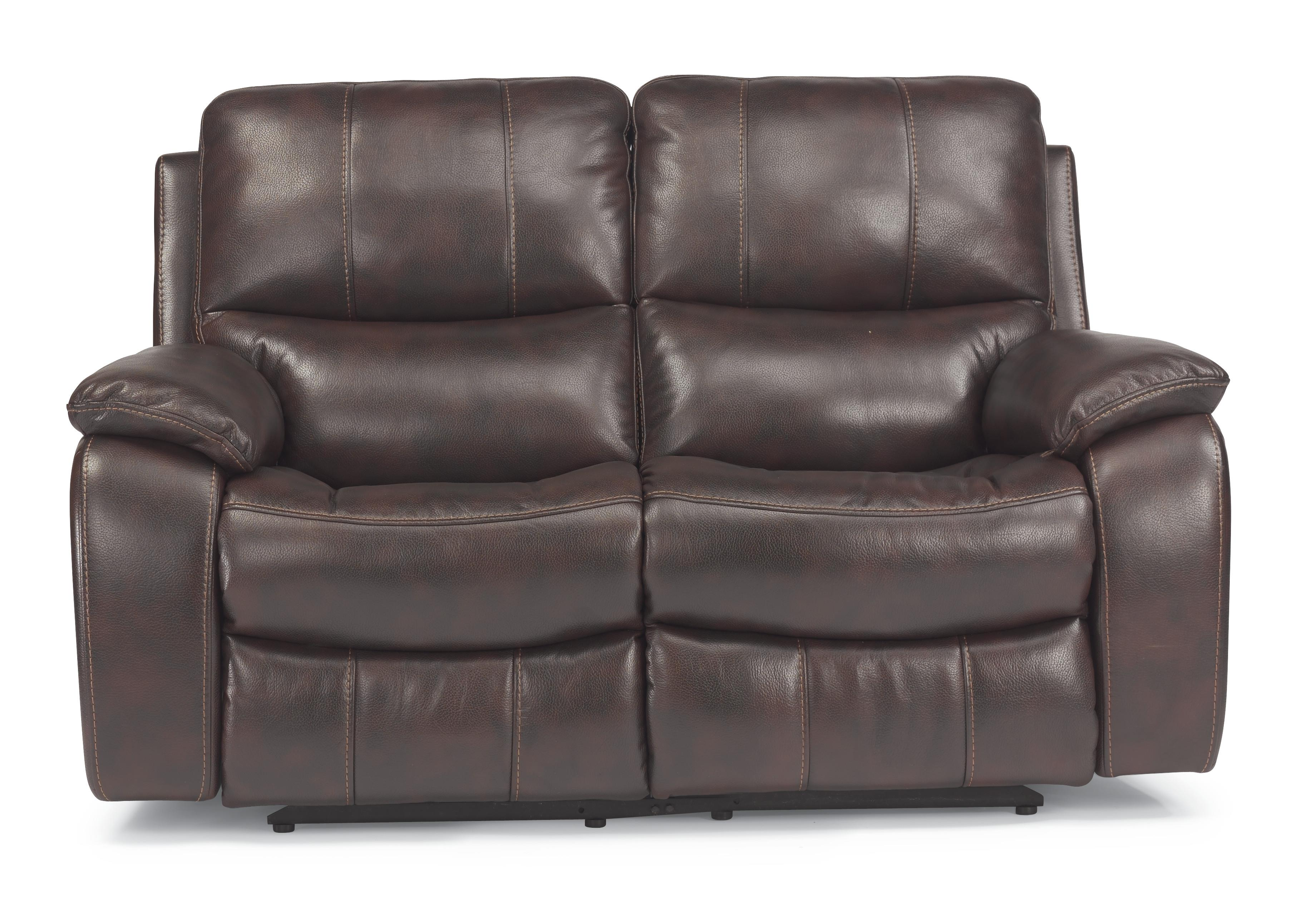 Double Power Reclining Love Seat