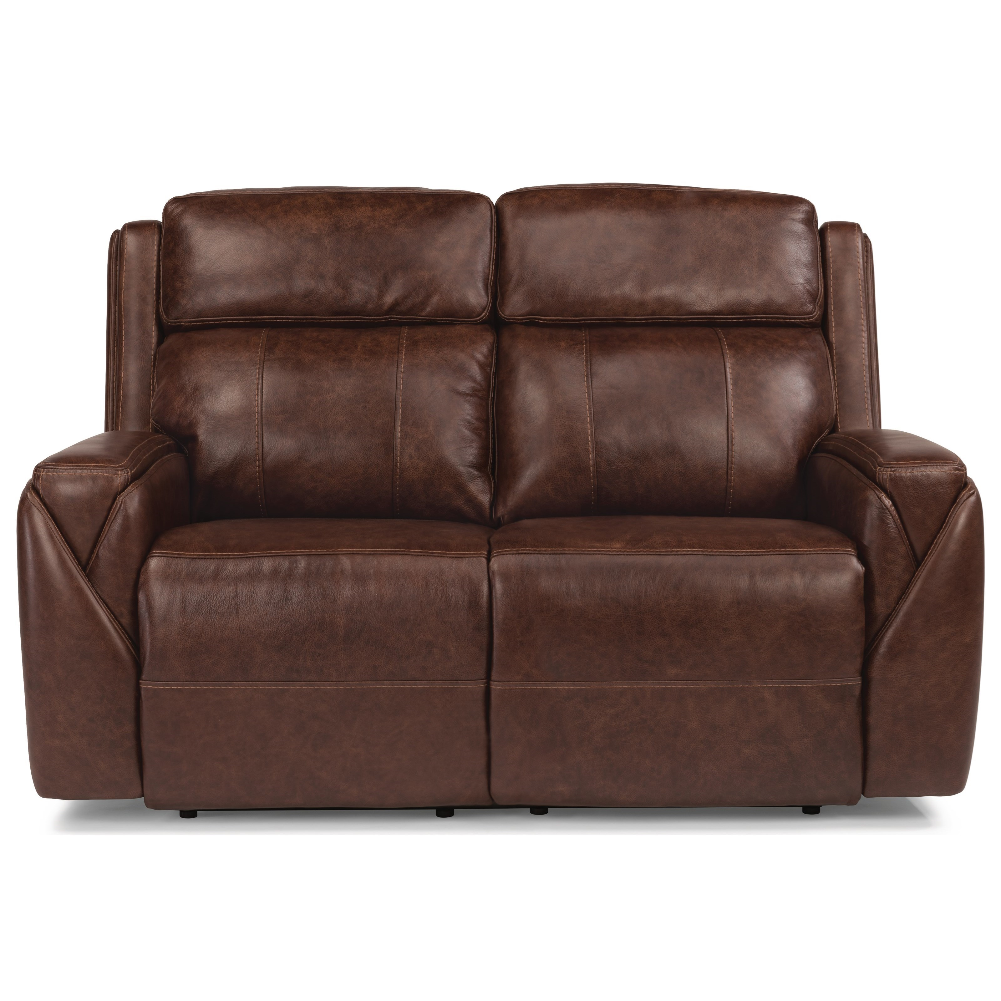 Flexsteel Latitudes-Zara Power Reclining Love Seat - Item Number: 1501-60PH-186-62