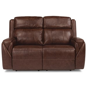 Flexsteel Latitudes-Zara Power Reclining Love Seat