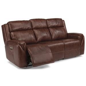 Flexsteel Latitudes-Zara Power Reclining Sofa