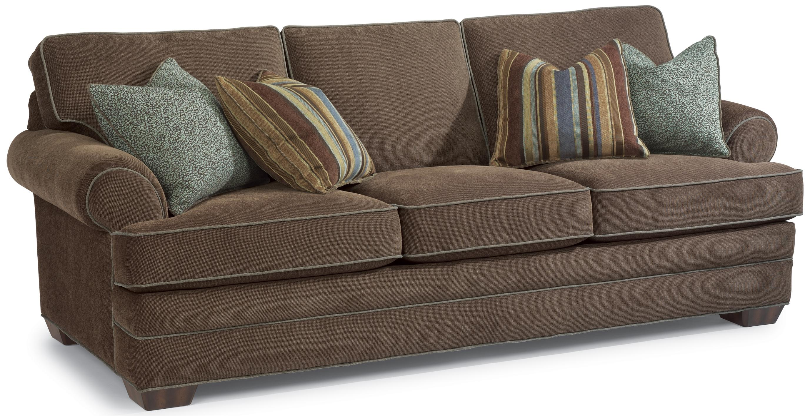products transitional couches with champion couch button number item sofa tufted flexsteel