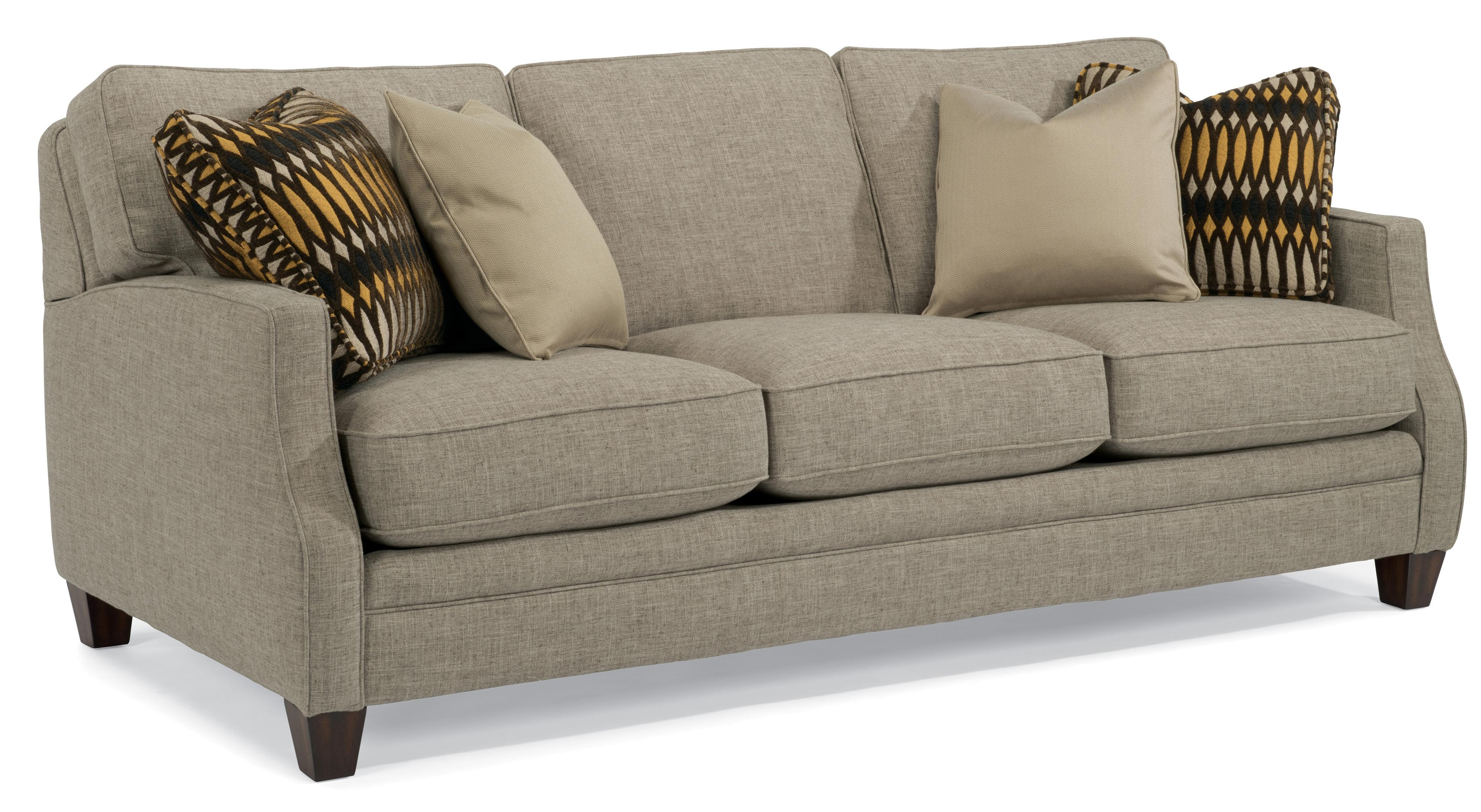 Flexsteel Lenox Sofa - Item Number: 7564-31-720-80