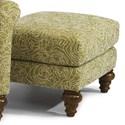 Flexsteel Lily Ottoman - Item Number: 5200-08-472-22