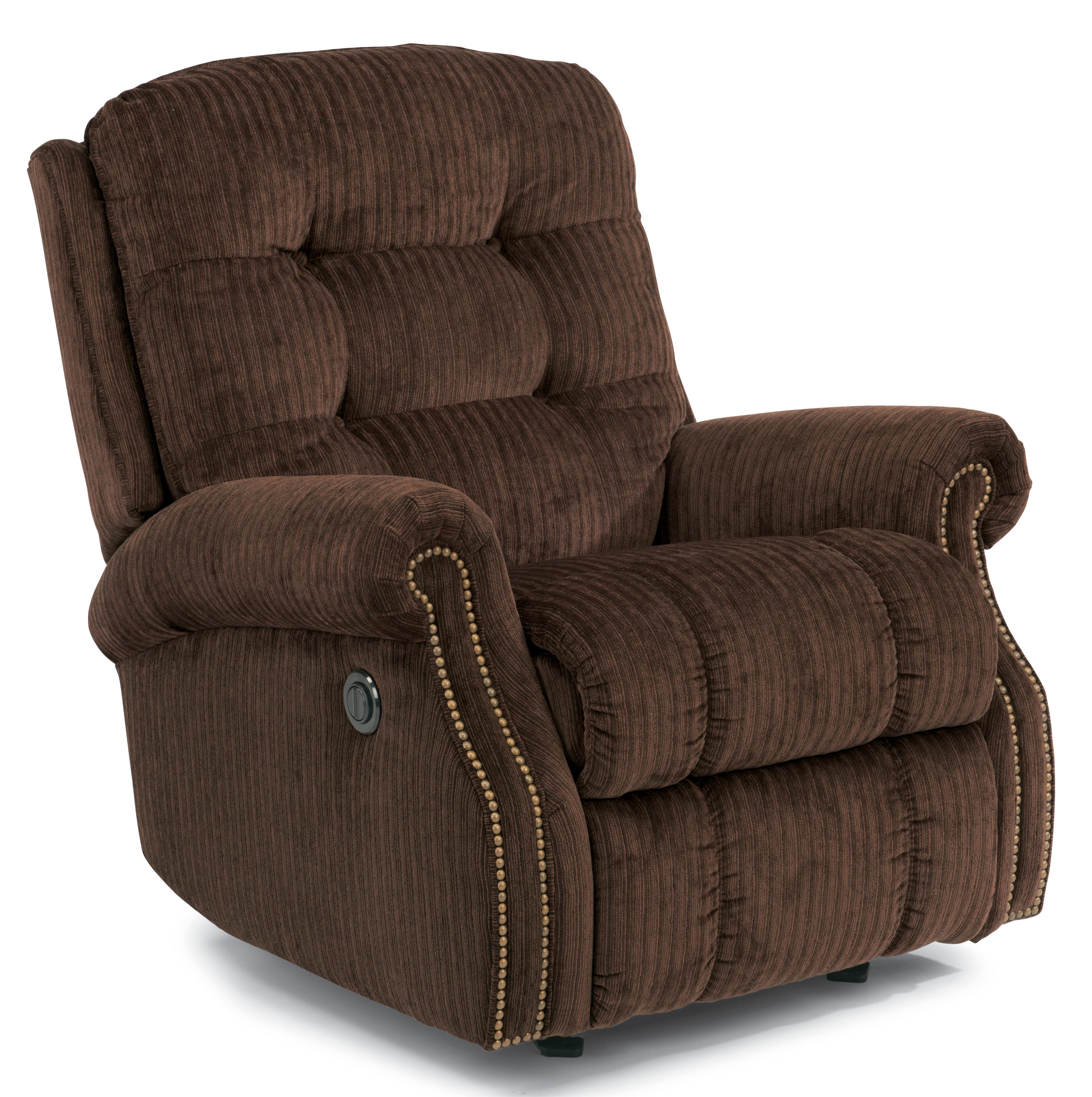 Power Wall Recliner (with Nailheads)