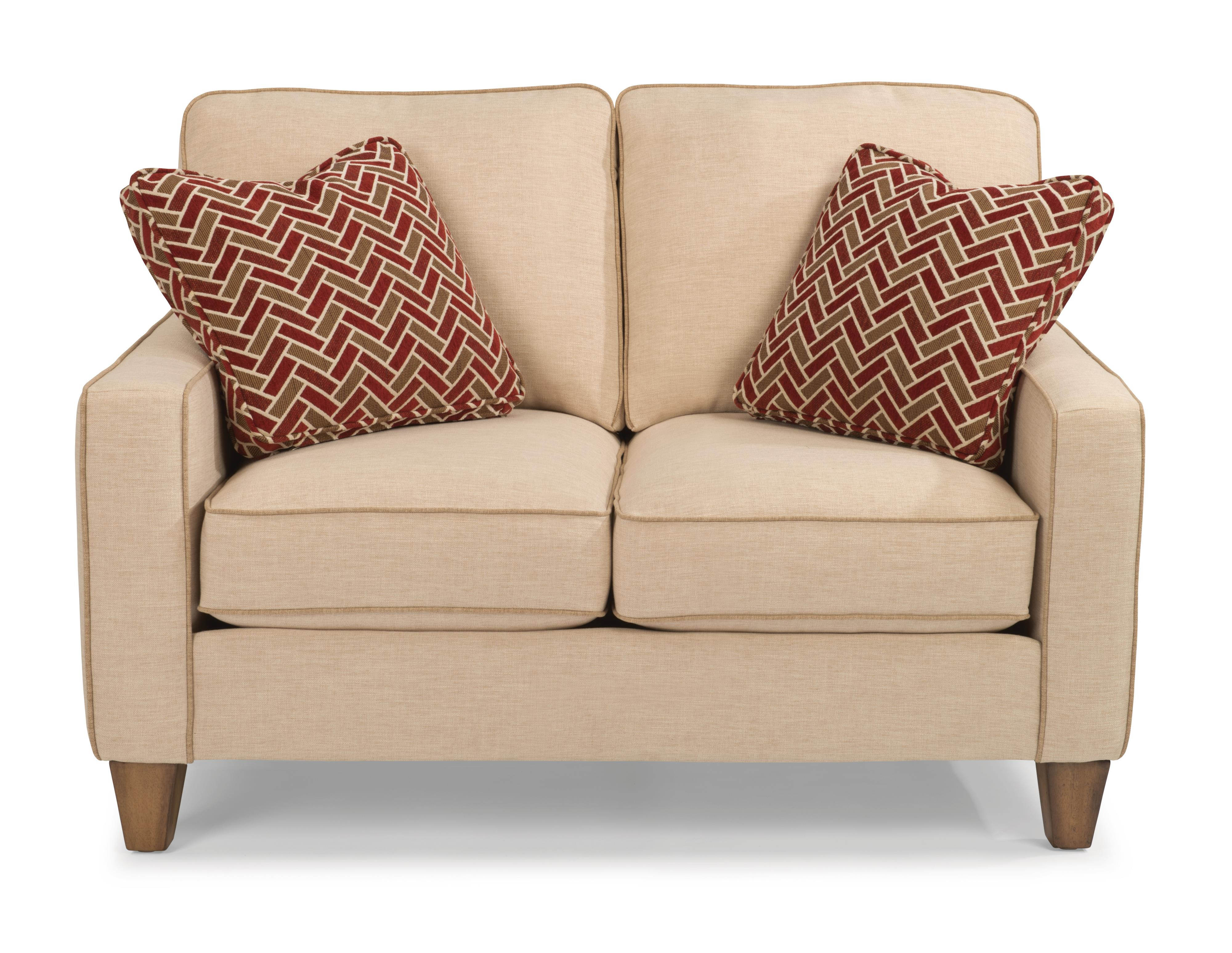 Flexsteel MacLeran Love Seat - Item Number: 5720-20-010-11