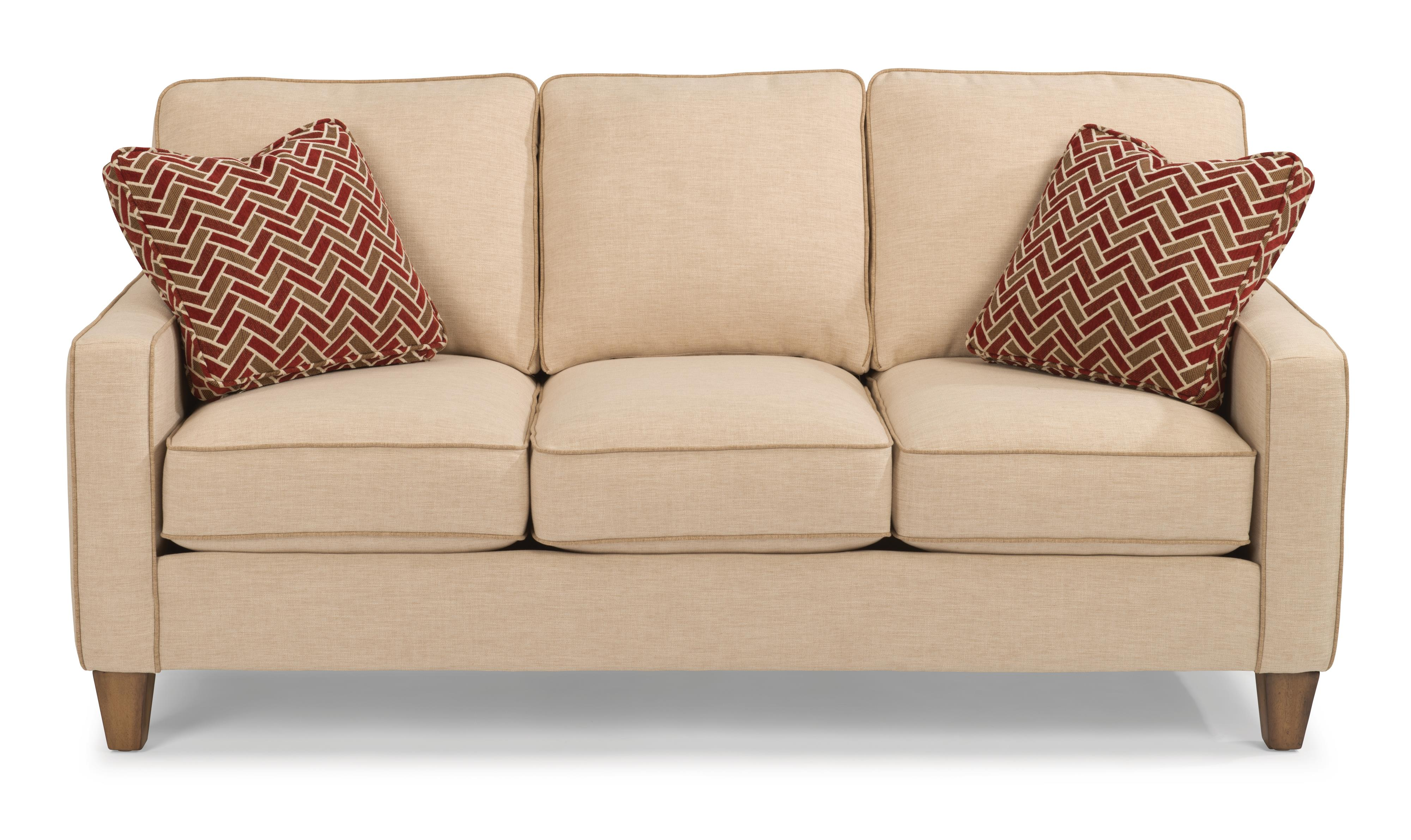 Flexsteel MacLeran Stationary Sofa - Item Number: 5720-30-010-11