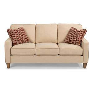 Flexsteel MacLeran Stationary Sofa