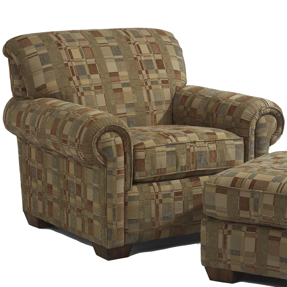 Flexsteel Main Street Chair - Item Number: 5988-10