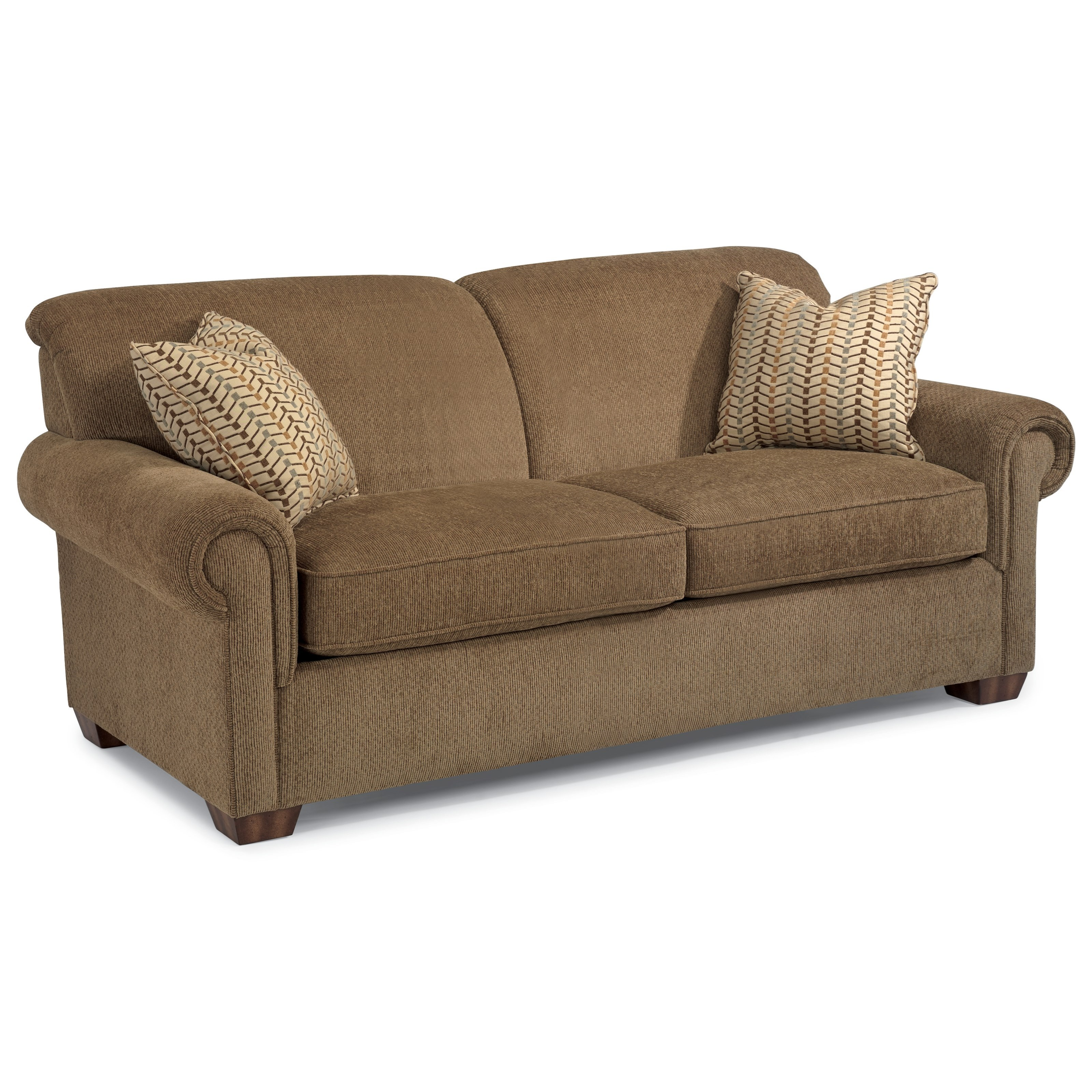 Main Street Full Sofa Sleeper by Flexsteel at Mueller Furniture
