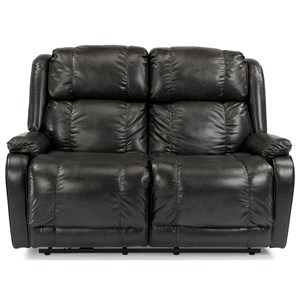 Flexsteel Marcus Power Reclining Love Seat