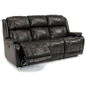 Flexsteel Marcus Power Reclining Sofa
