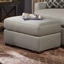 Flexsteel Michelle Ottoman  - Item Number: 7906-08 02