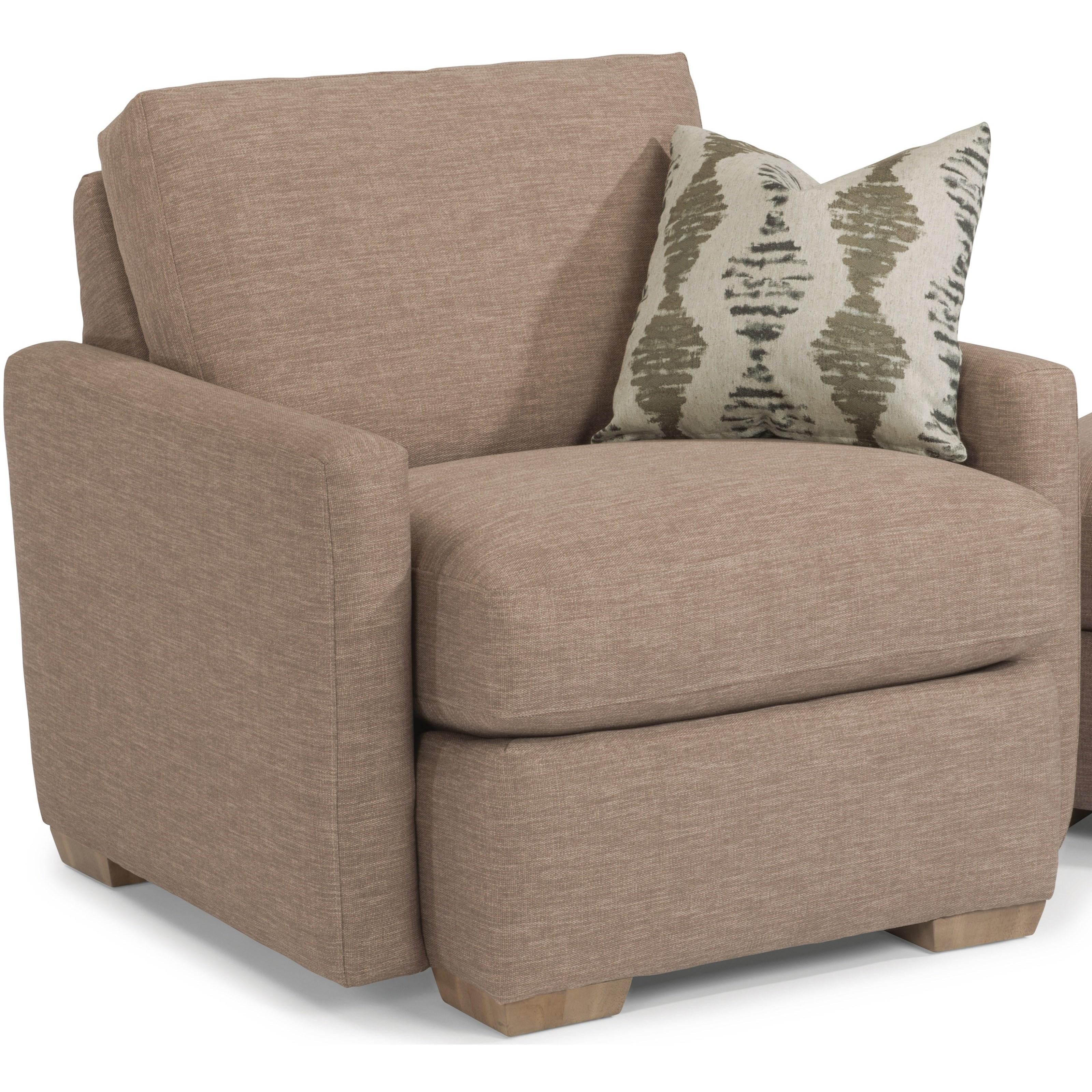 Flexsteel Michelle Chair  - Item Number: 7906-10