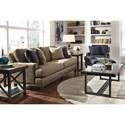 Flexsteel Ocean Living Room Group - Item Number: 7367 Living Room Group 1