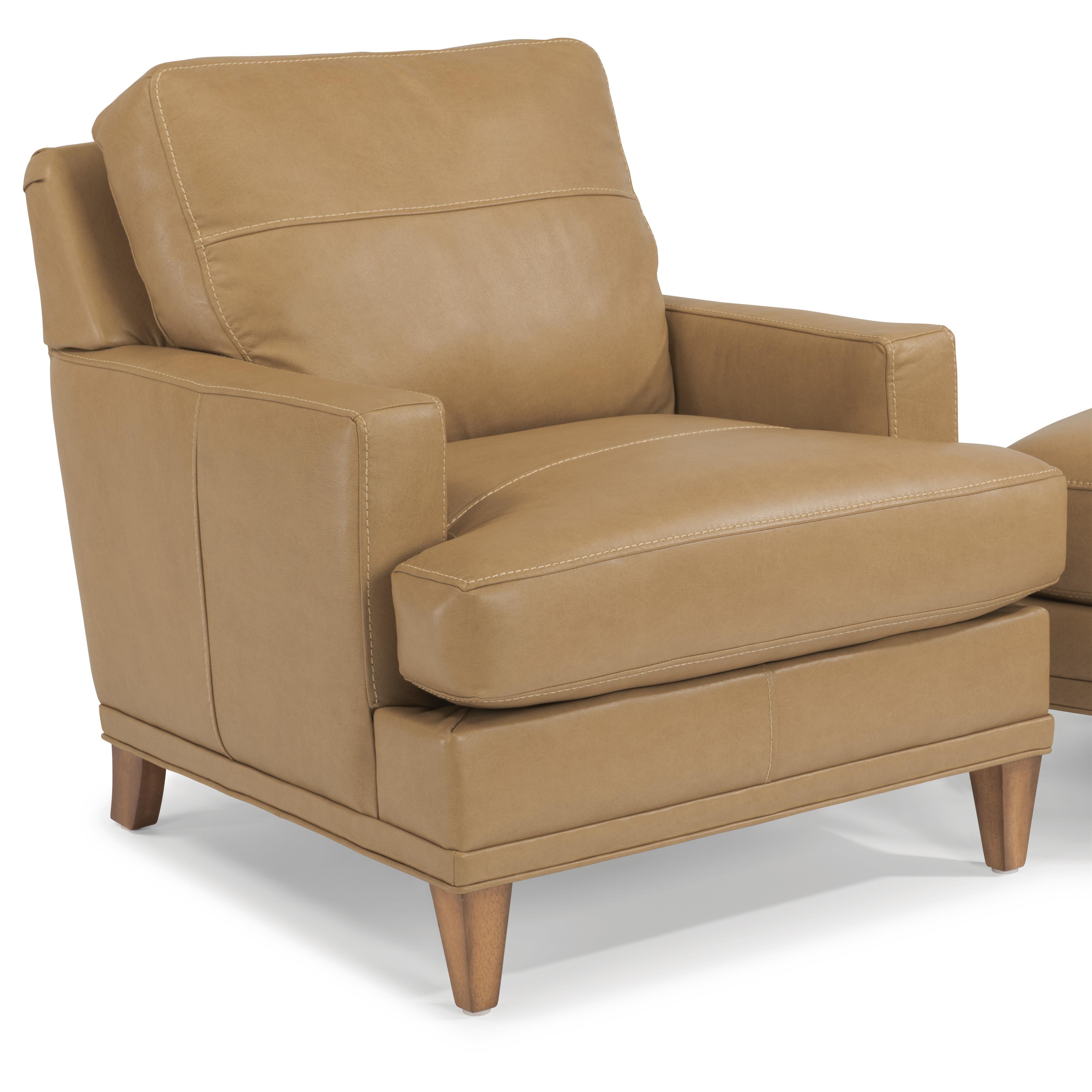 Flexsteel Ocean Chair (No Nails) - Item Number: B3368-10-174-80